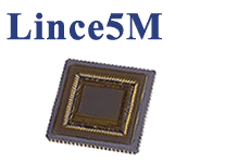 Lince5M - high speed active pixel, configurable CMOS image sensor